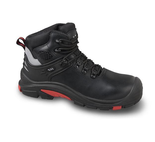 VM FOOTWEAR DALLAS S3 HRO WR CI SCR μποτάκια ασφαλείας