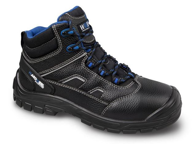 VM FOOTWEAR BRUSEL S3 SCR μποτάκια ασφαλείας