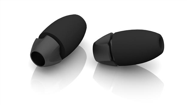 Ωτοασπίδες με τεχνολογία φίλτρων Crescendo Filtered Foam 15db