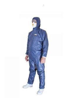 Φόρμα προστασίας CHEMSPLASH DELTA 67 COVERALL 2776 BLUE