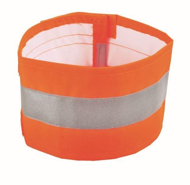 Περιβραχιόνιο με ανακλαστικά SINGER SAFETY BRASSO