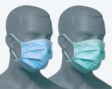 Μάσκα μιας χρήσης Santex DK01