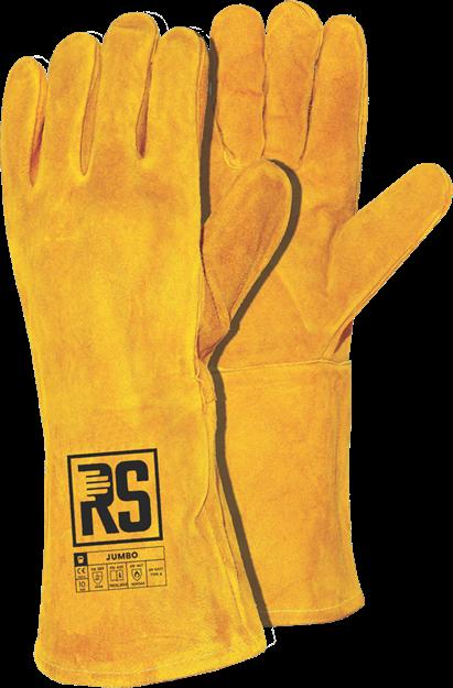 RS JUMBO Δερμάτινα γάντια εργασίας