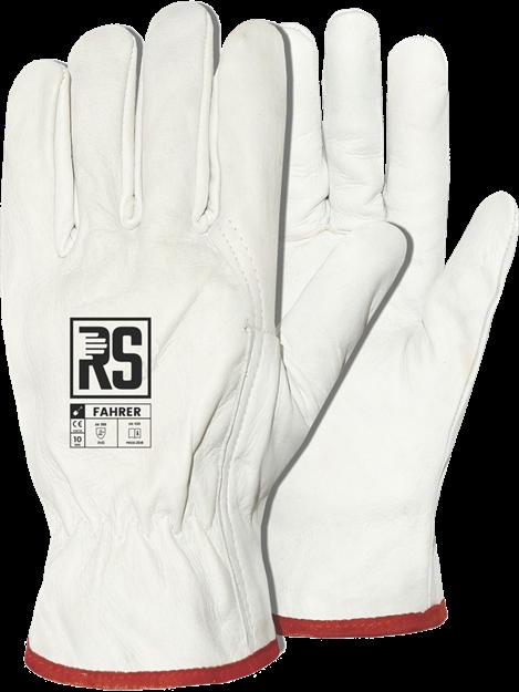 RS FAHRER Δερμάτινα γάντια εργασίας