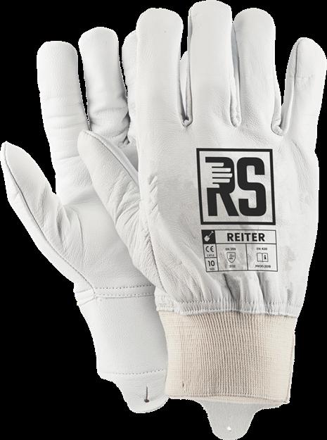 RS REITER Δερμάτινα γάντια εργασίας