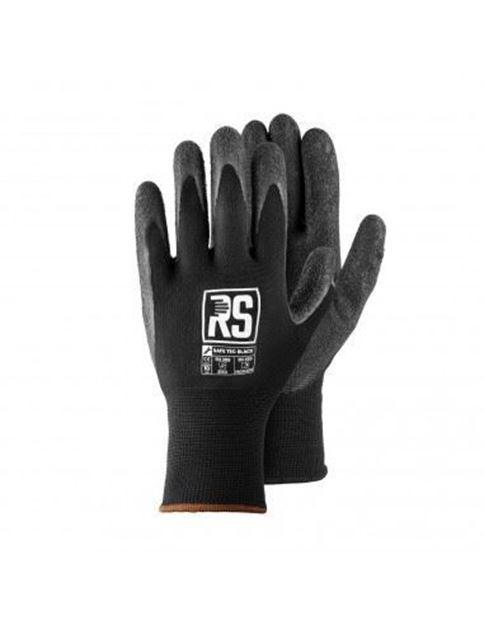 Γάντια εργασίας με επικάλυψη λάτεξ RS SAFE TEC