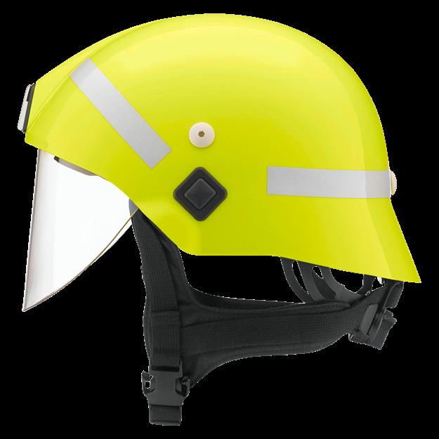 Κράνος πυροσβεστών SCHUBERTH F220 High-Vis Yellow