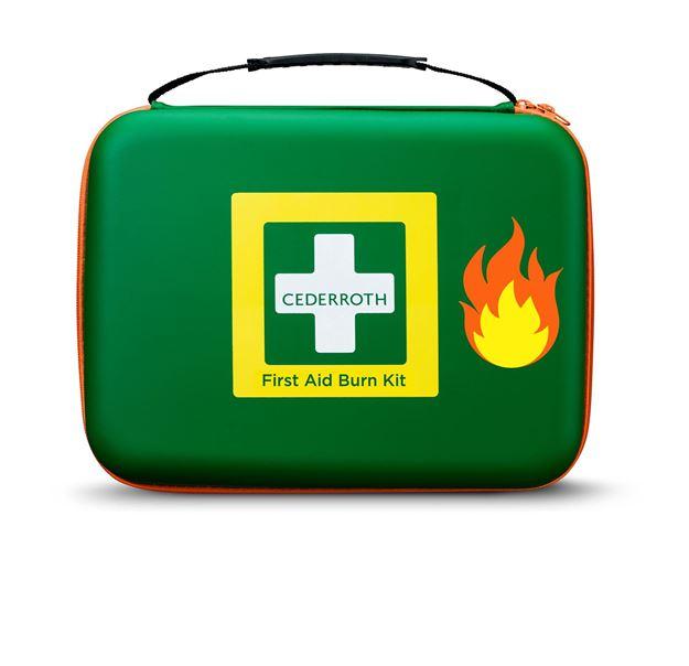 Κιτ Πρώτων Βοηθειών Cederroth First Aid Burn Kit 51011013