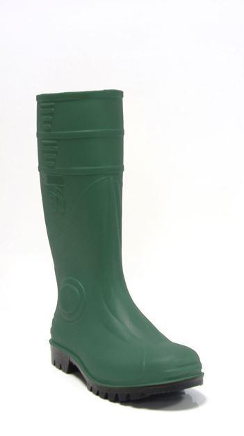 Μπότες ασφαλείας PVC MA.CRI 116 S5 πράσινες