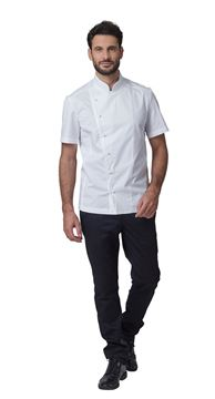 ΣΑΚΑΚΙ ΣΕΦ SIGGI HORECA NICK CHEF JACKET WHITE