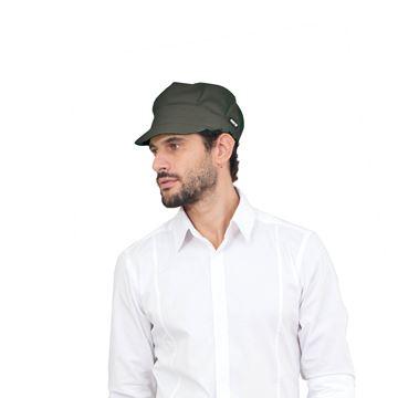 UNISEX ΣΚΟΥΦΟΣ - ΚΑΠΕΛΟ SIGGI HORECA JODY CAP GREY