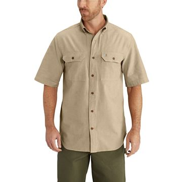 ΠΟΥΚΑΜΙΣΟ S200 FORT SOLID SHORT SLEEVE SHIRT DTC