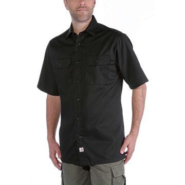 ΠΟΥΚΑΜΙΣΟ CARHARTT RUGGED PROFESSIONAL SHIRT 102537 BLACK