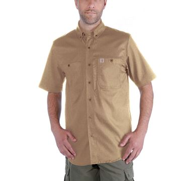 ΠΟΥΚΑΜΙΣΟ CARHARTT RUGGED PROFESSIONAL SHIRT 102537 DARK KHAKI