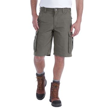 Βερμούδα RUGGED CARGO SHORT  100277 ARMY GREEN - CARHARTT