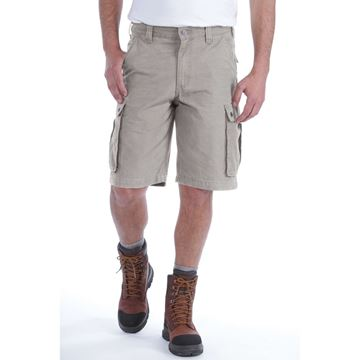 Βερμούδα RUGGED CARGO SHORT 100277 TAN - CARHARTT