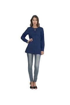 ΓΥΝΑΙΚΕΙΑ ΡΟΜΠΑ SIGGI HORECA AVERILL LADIES TUNIC BLUE
