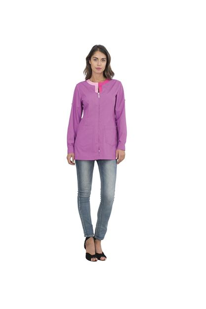 ΓΥΝΑΙΚΕΙΑ ΡΟΜΠΑ SIGGI HORECA INDY LADIES TUNIC PPF