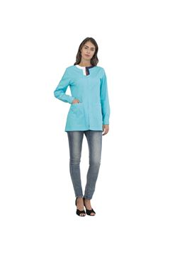 ΓΥΝΑΙΚΕΙΑ ΡΟΜΠΑ SIGGI HORECA INDY LADIES TUNIC TWB