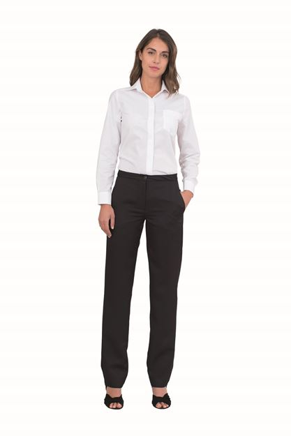ΠΑΝΤΕΛΟΝΙ ΓΥΝΑΙΚΕΙΟ SIGGI HORECA STEP ONE WOMAN TROUSERS BLACK