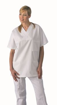 UNISEX ΜΠΛΟΥΖΑ ΙΑΤΡΟΥ SIGGI STEP ONE MEDICAL TUNIC
