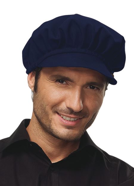 UNISEX ΣΚΟΥΦΟΣ - ΚΑΠΕΛΟ SIGGI HORECA HOLLY CAP BLUE