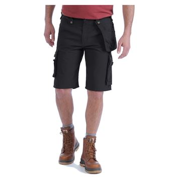 Βερμούδα EMEA MULTI POCKET RIPSTOP SHORT BLK - CARHARTT 102361