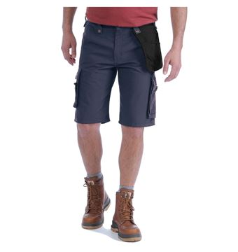 Βερμούδα EMEA MULTI POCKET RIPSTOP SHORT NAVY - CARHARTT 102361