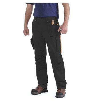 Παντελόνι EMEA MULTI POCKET RIPSTOP PANT BLK - CARHARTT 100233