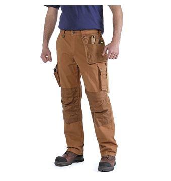 Παντελόνι EMEA MULTI POCKET RIPSTOP PANT BRN - CARHARTT 100233