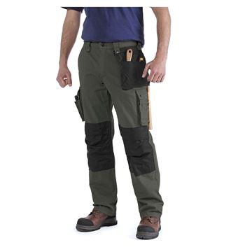 Παντελόνι EMEA MULTI POCKET RIPSTOP PANT MOSS - CARHARTT 100233