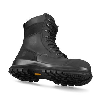 CARHARTT DETROIT HIGH RUGGED FLEX WATERPROOF F702905 μποτάκια ασφαλείας S3 μαύρα