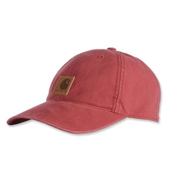 ΚΑΠΕΛΟ ODESSA CAP DARK BARN RED - CARHARTT Limited Edition