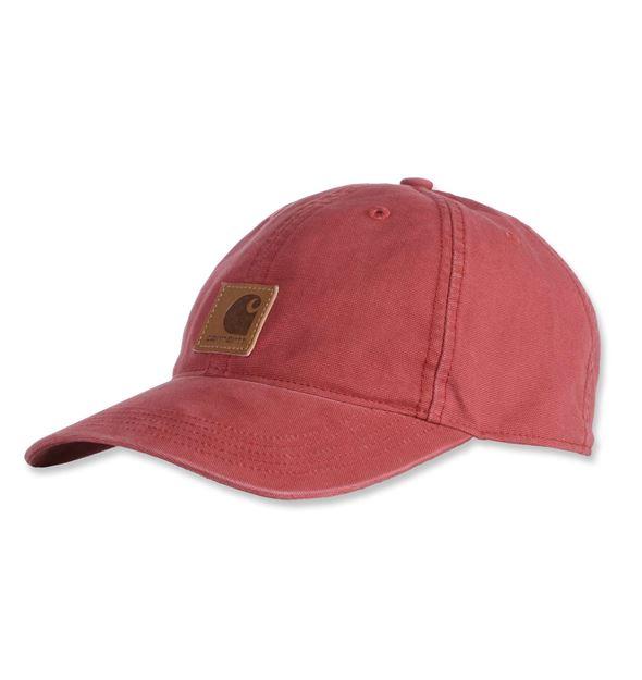 ΚΑΠΕΛΟ ODESSA CAP DARK BARN RED - CARHARTT Limited Edition