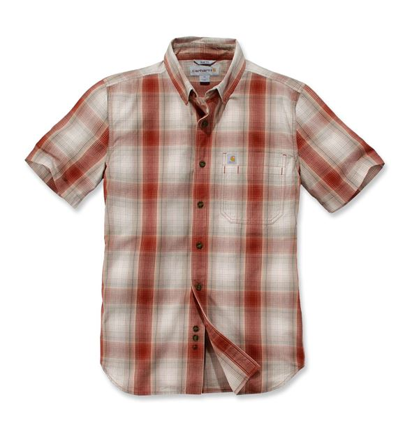 ΠΟΥΚΑΜΙΣΟ CARHARTT 104332 PLAID SHIRT DBD Limited Edition