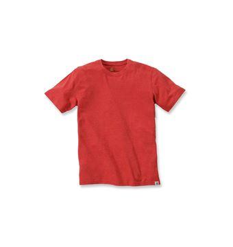 ΜΠΛΟΥΖΑΚΙ CARHARTT T-SHIRT MADDOCK SHORT SLEEVE 101124 RED