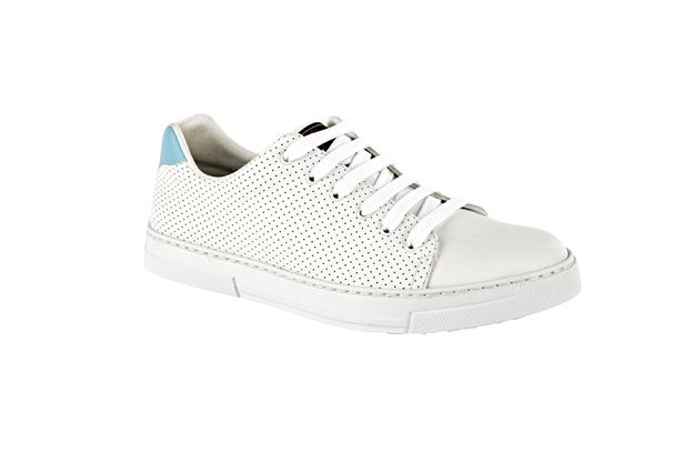UNISEX Υποδήματα Εργασίας DIAN CASUAL WHITE