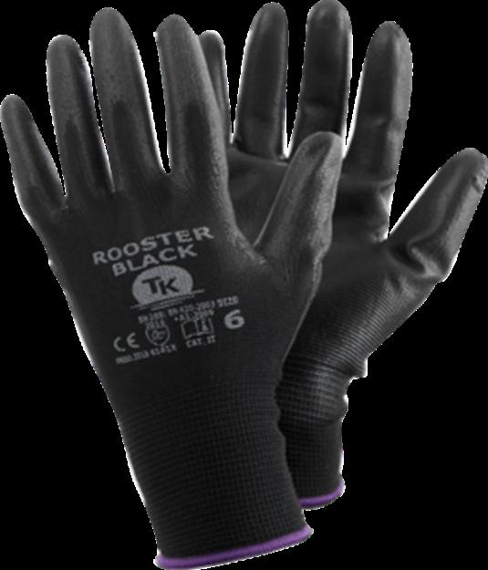 Γάντια εργασίας με επικάλυψη πολυουρεθάνης TK ROOSTER