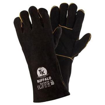 Δερμάτινα γάντια ηλεκτροσυγκόλλησης TK BUFFALO