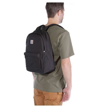 ΣΑΚΙΔΙΟ TRADE BACKPACK BLACK CARHARTT 100301