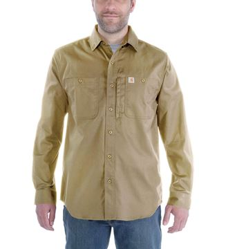 ΠΟΥΚΑΜΙΣΟ CARHARTT RUGGED PROFESSIONAL SHIRT DARK KHAKI 102538
