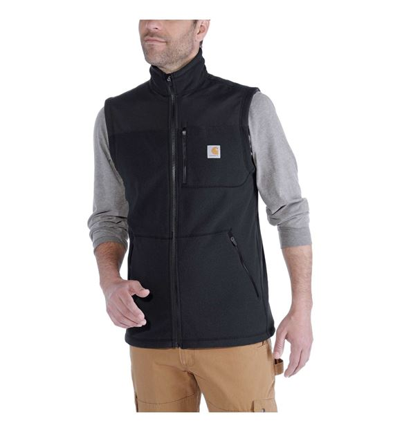 ΓΙΛΕΚΟ FLEECE CARHARTT FALLON VEST 103302 BLACK