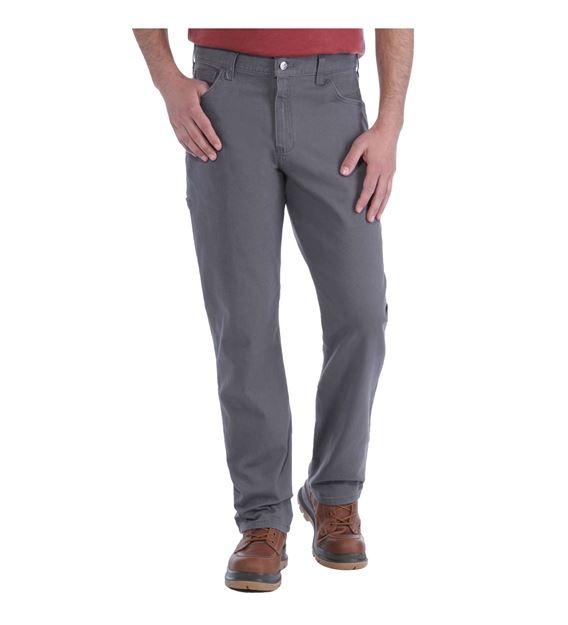 Παντελόνι CARHARTT RIGBY 5 POCKET TROUSERS 102517 GRAVEL