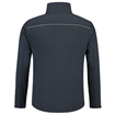 UNISEX LUXURY SOFTSHELL TRICORP 402006 NAVY