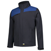 UNISEX SOFTSHELL TRICORP WORKWEAR BI-COLOUR 402021 NRB