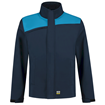UNISEX SOFTSHELL TRICORP WORKWEAR BI-COLOUR 402021 ITU