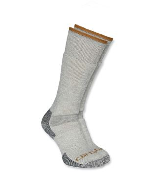 ΚΑΛΤΣΕΣ  ARCTIC  WOOL HEAVYWEIGHT BOOT SOCKS - CARHARTT A3915