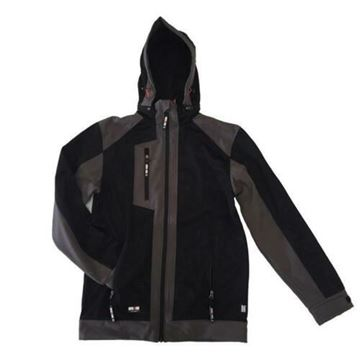LIMITED EDITION SOFTSHELL HEROCK CARLOS BLACK