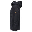 UNISEX ΜΠΟΥΦΑΝ TRICORP PREMIUM HOODED JACKET 404001 BLACK