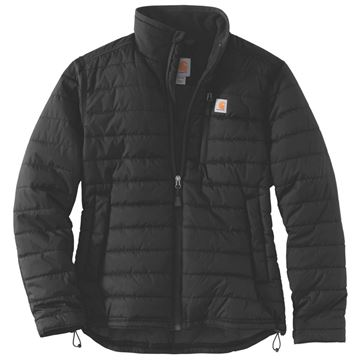 ΓΥΝΑΙΚΕΙΟ ΜΠΟΥΦΑΝ CARHARTT LIGHTWEIGHT INSULATED JACKET 104314 BLACK
